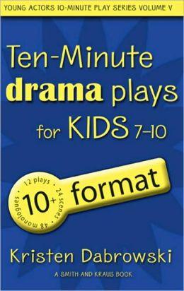 Triple Play Volume V For Kids/10+ Format Drama