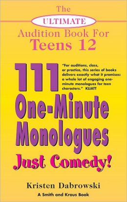 Comedic Female Teen Monologues 106