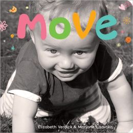 Move: A board book about movement
