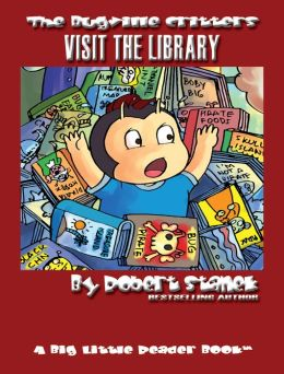 Visit the Library (Bugville Critters Children's Learning Adventures)