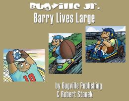 Barry Lives Large: A Sight Words Easy Reader