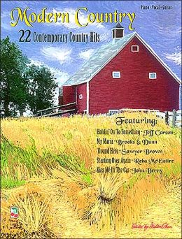 Modern County P/U/G: 22 Contemporary Country Hits