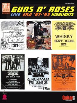 Guns N' Roses: Live Era '87-'93 Highlights