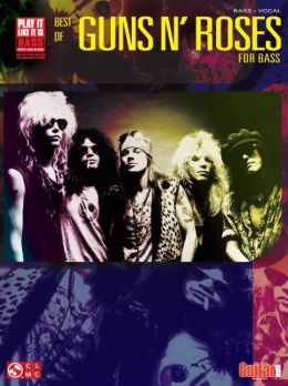Best of Guns n' Roses for Bass