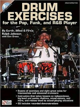 Drum Exercises for the Pop, Funk, and RandB Player
