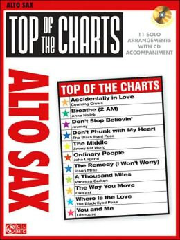 Top of the Charts: Alto Sax