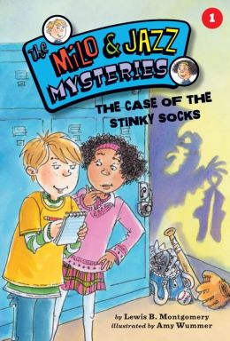 The Case of the Stinky Socks (Milo and Jazz Series #1)