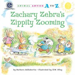 Zachary Zebra's Zippity Zooming