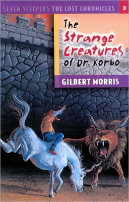 The Strange Creatures of Dr. Korbo