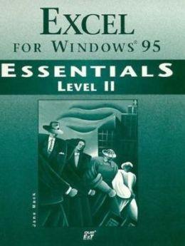 Excel for Windows 95 (Essentials)