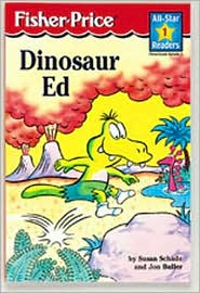 Dinosaur Ed (All-Star Readers Series)