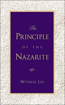 Priniciple of Nazirite