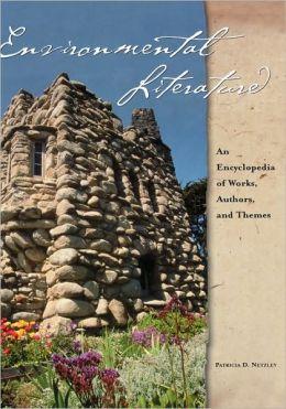 Environmental Literature