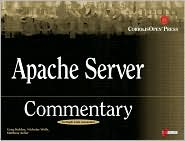 Apache Server Commentary with CD-ROM