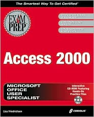 MOUS Access 2000 Exam Prep