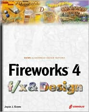 Fireworks 4 f/x and Design