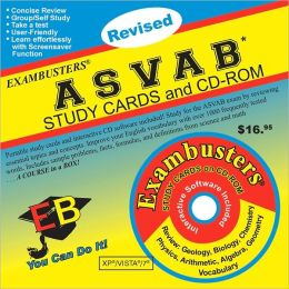 Exambusters ASVAB Combo Pack/ Revised