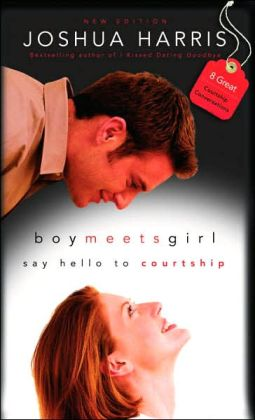 Boy Meets Girl w/Rebecca St. James CD: Say Hello to Courtship