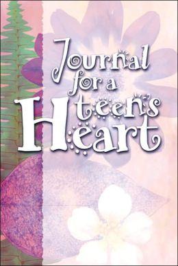 Journal for a Teen's Heart
