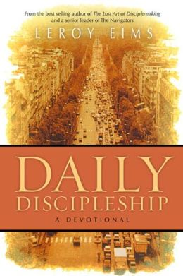 Daily Discipleship: A Devotional