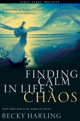 Finding Calm in Life's Chaos: Safe Shelter in the Arms of Jesus