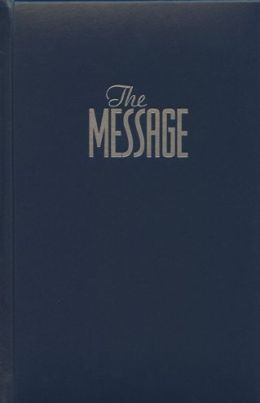 The Message, Numbered Edition: The Bible in Contemporary Language