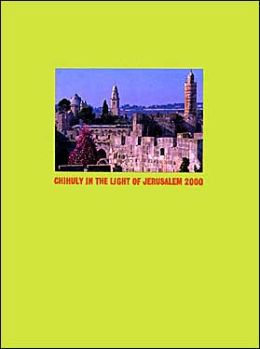 Chihuly in the Light of Jerusalem 2000: Accompanied by Postcard Book ISBN# 1-57684-085-9