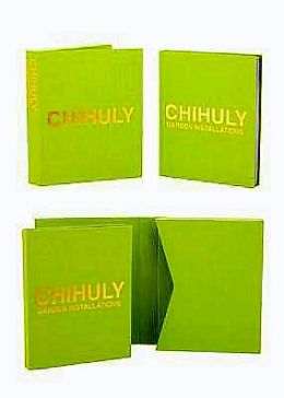 Chihuly Garden Installations Signed Limited 1st Edition