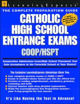 Catholic High School Entrance Exams