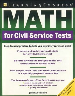 Math for Civil Service Tests