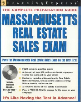 Massachusetts Real Estate Sales Exam