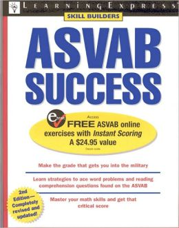 LearningExpress Skill Builders: ASVAB Success