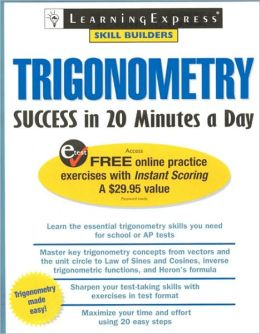Trigonometry Success in 20 Minutes a Day