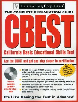 CBEST: California Basic Education Skills Test