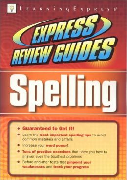 Express Review Guides: Spelling
