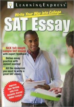 Write Your Way into College: SAT Essay