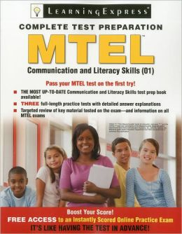 MTEL: Communication and Literacy Skills (01)