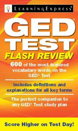 GED Test Flash Review