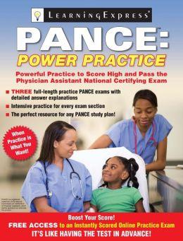 PANCE: Power Practice