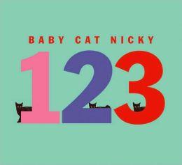 Baby Cat Nicky 123