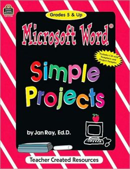Microsoft Word Simple Projects: Challenging