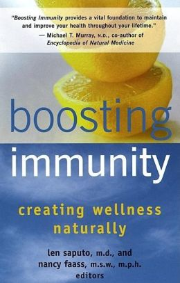 Boosting Immunity: Creating Wellness Naturally
