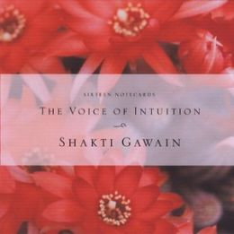 The Voice of Intuition Boxed Note Card Set