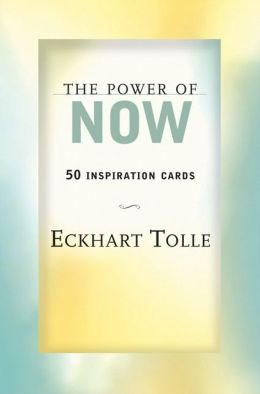 The Power of Now 50 Inspiration Cards