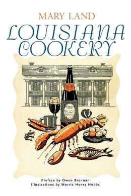 Louisiana Cookery
