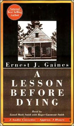 lesson before dying essay - a lesson before dying title: a lesson before dying, new york, vintage contemporaries, 1993 scene: a small cajun community outside of bayonne louisiana one hundred years after emancipation it is the story of a teacher and a prisoner who have to work together and find what it is to be a man.