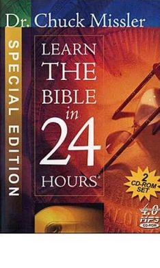 Learn the Bible in 24 Hours - Special Edition CD - ROM