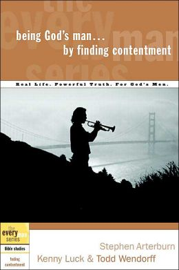 Being God's Man by Finding Contentment(The Everyman Series)