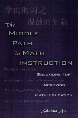 Middle Path In Math Instruction