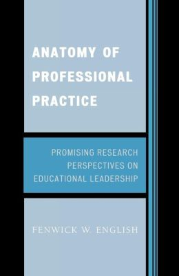 Anatomy Of Professional Practice